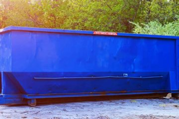 Construction Dumpsters