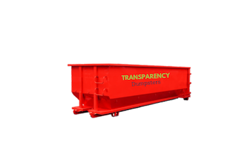 Transparency Dumpsters Rent A Dumpster Today